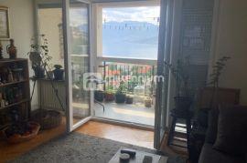 Rijeka, Donji Zamet, 1s+db od 54.60m2 s lođom i pogledom na more, Rijeka, Stan