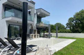 Medulin, vila s bazenom u izgradnji, Medulin, Kuća