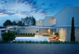 Umag okolica, moderna vila s bazenom, Umag, Kuća