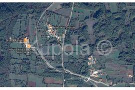 Žminj- Prkačini, 3 građevinske parcele, Žminj, Zemljište