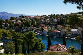 Brač Splitska kuća za odmor 110 m2 - pogled na more, Supetar, Famiglia