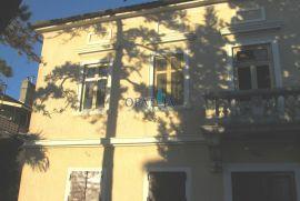 Krnjevo, vila s velikom okućnicom, pogled na more, Rijeka, Casa