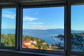 Ičići-Ika, Stan sa fantastičnim pogledom na more, Opatija - Okolica, Stan