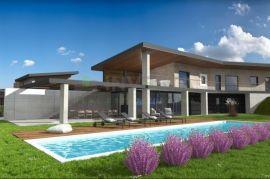 Vodnjan, Luksuzna kuća 306 m2, s panoramskim pogledom na more, Vodnjan, Kuća