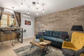 Centar Rijeke, adaptirani stan s dvije stambene jedinice, Rijeka, Stan