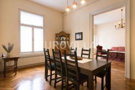 Centar, pješačka zona, četverosoban stan 120m2 za najam, Zagreb, Apartamento