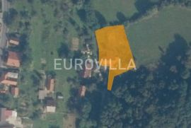 Gornji Stenjevec, građevinsko zemljište 1195 m2 s ishođenom građevinskom dozvolom, Zagreb, Tierra