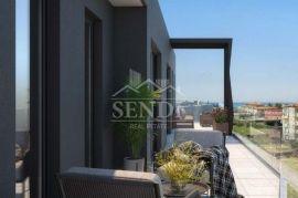 Umag, moderna novogradnja na odličnoj poziciji - stan 2-06 drugi kat, Umag, Apartamento