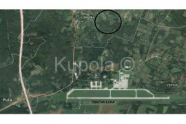 Pula- Loborika, kompleks građevinskih terena, Marčana, Zemljište