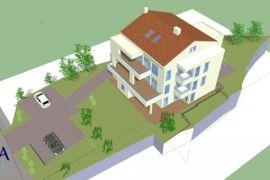 Kastav, kvalitetna novogradnja, 3s+db, terasa i okućnica, Kastav, Stan