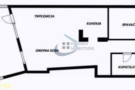 Savski venac, Prokop - Oblakovska 75m2, Savski Venac, Appartamento