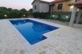 Kuća sa bazenom, Gabonjin, otok Krk!, Dobrinj, Ev