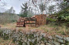 Prodaje se stara kuća u Lovranu sa prekrasnim pogledom na Kvarner!, Lovran, Ev