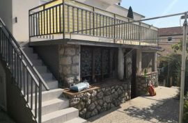 Rab - Lopar, prizemlje kuće 200m od prve plaže!, Rab, Daire