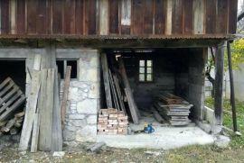 Sela Bosiljevska, kuća 200 m2 +gospodarska zgrada 50.000€, Bosiljevo, Haus
