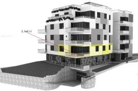Luksuzni stanovi, 144.00 m2, novogradnja Opatija-centar, Opatija, شقة