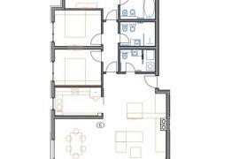 Luksuzni stanovi, 158.00 m2, Opatija, novogradnja, Opatija, Appartamento