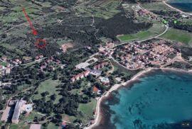 Građevinsko zemljište, Medulin, 1085 m2, 400 metara od mora!, Medulin, Land