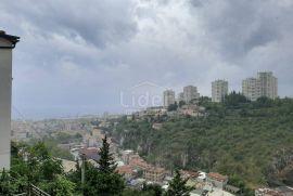 Trsat, 3s+db, 100m2, pogled, balkon, Rijeka, Διαμέρισμα