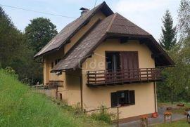 Kuća Gorski Kotar, Moravice, 140m2, Vrbovsko, Haus