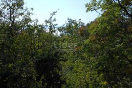 KLENOVICA Zemljište 852 m2 s pogledom na more, Novi Vinodolski, Zemljište