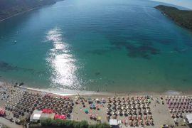 pp9695 Ekskluzivna ponuda! Na prodaju zemlja sa restoranom na plaži JAZ, Budva, Budva, Poslovni prostor