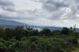 Građevinsko zemljište 990 m2  za vilu s bazenom,170 m2,1800 m od mora, Barban, Tierra