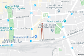 DOMAGOJEVA ULICA: stan prodaja 43,10m2, Zagreb, Appartamento