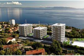 Penthouse u izgradnji, Rijeka, Kantrida, Rijeka, Flat