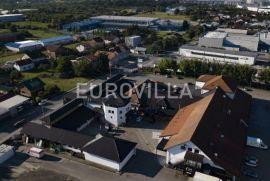 Poslovni kompleks u Sesvetama s 7.200 m2 zemljišta, Zagreb, Propiedad comercial