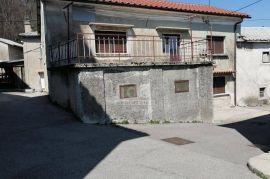 Klana, Kuća sa garažom, 90m2, Klana, House
