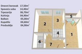Stan: Sarajevo - Novi Grad, 53 m2, 50000 EUR, Sarajevo Novi Grad, Daire