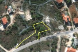 Građevinsko zemljište: Sibenik - Okolica, Brodarica, 1273 m2, 80000 EUR, Šibenik - Okolica, Земля