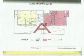 Luksuzan, dvoetažni trosobni stan u mirnom kvartu na Trešnjevci. Može zamjena za vrijedniji u Zagreb, Zagreb, Flat