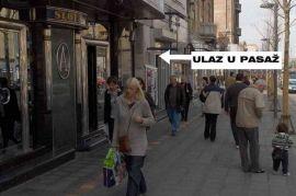Izdajem Lokal Bulevar Kralja Aleksandra iznad Depoa, Beograd, Ticari emlak