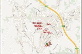 Lokacija za gradnju Zvezdara VML, Beograd, Zemljište