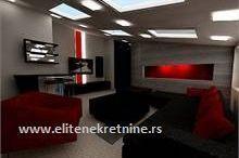 Izdajem stan u Beogradu na Senjaku, Beograd, Appartamento
