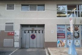 Prodajem parking mesto u garazi ul Cara Nikolaja Drugog br.42, Beograd, Garage