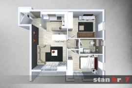 Stan: Beograd,Batajnica, 54 m2, 50573 EUR, Beograd, Flat
